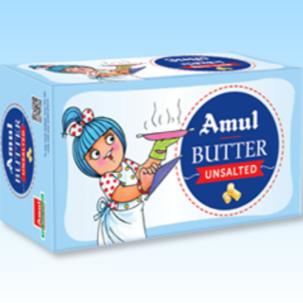 Amul Cooking Butter  unsalted