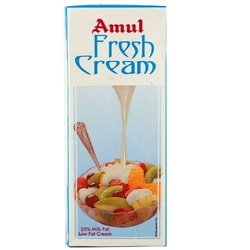 Amul Fresh Cream, 250 ml