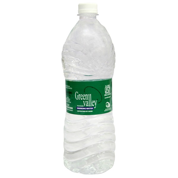 Green Valley Packaged Drinking Water , 1 L
