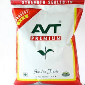 AVT Premium Garden Fresh CTC Dust Tea, 250g