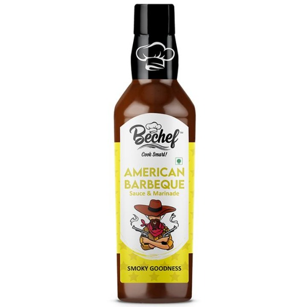 Bechef Classic American Barbecue :: Smoky Sauce