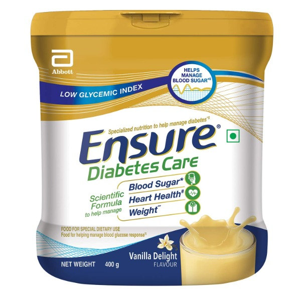 Ensure Complete, Balanced Nutrition Drink for Adults (Chocolate Flavour) , 200g