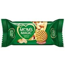 Mom's Magic Cashew and Almonds,50 g+ 10 g EXTRA = 60 gm