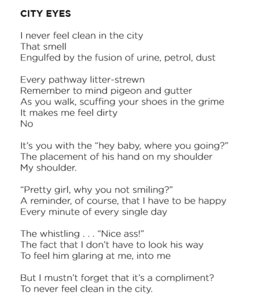Poems Sexual 7