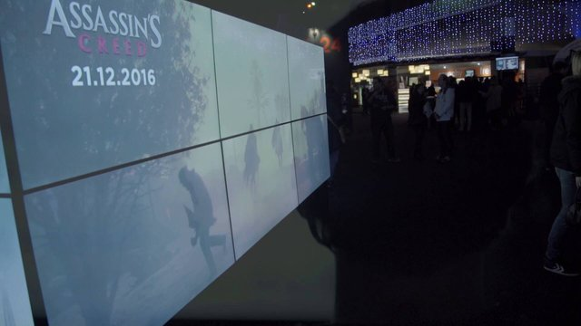 Product Video - Assassins Creed Cube - Antwerpen