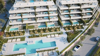 Appartement, Penthouse te koop in New Golden Mile regio Costa del Sol, Spanje