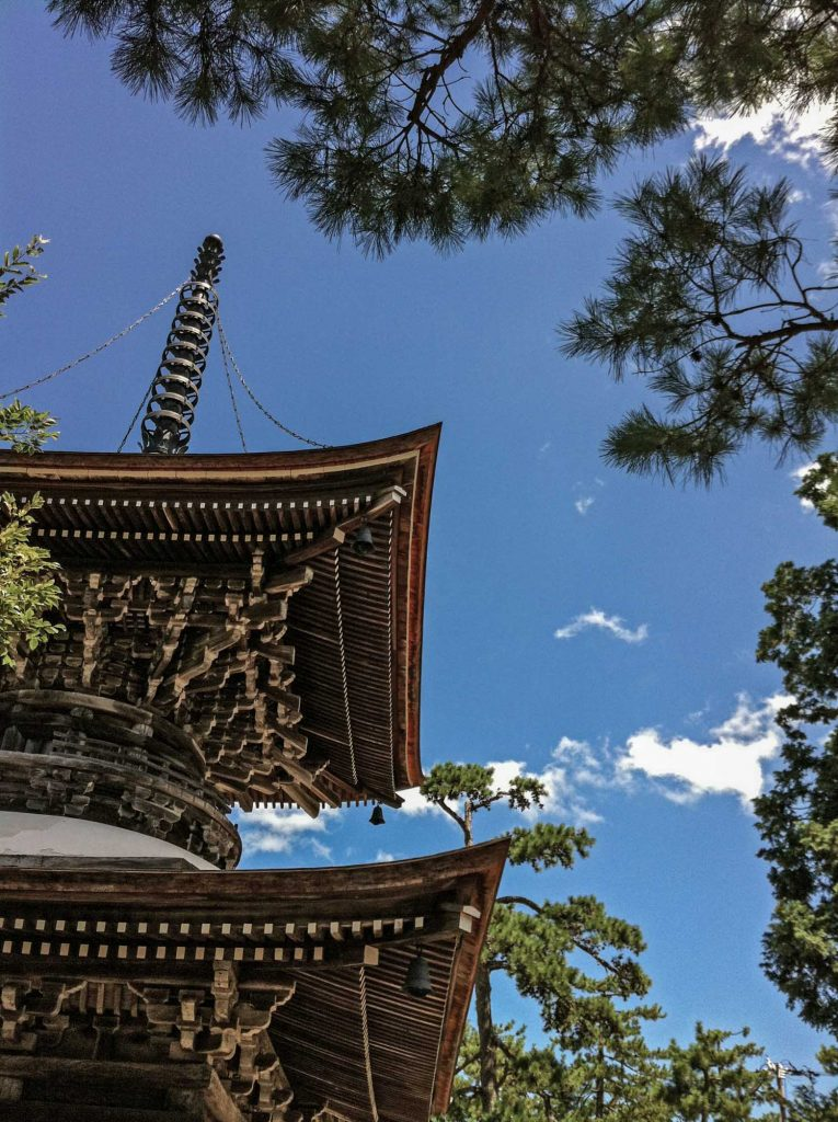 Things To Do in Amanohashidate Japan #4 - Visit Chionji Temple 1
