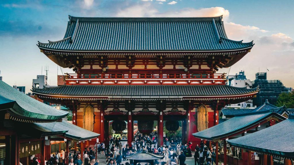 Where to stay in Tokyo - Asakusa 1