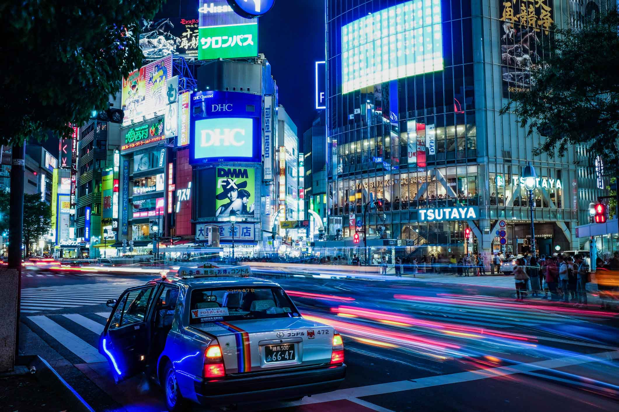 Where to stay in Tokyo First Time