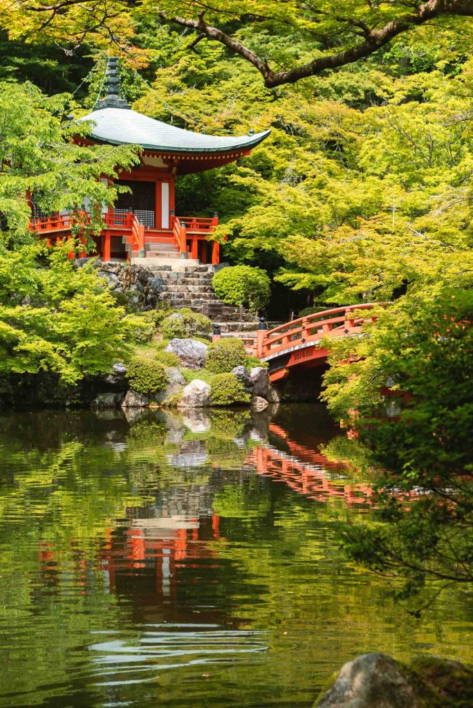 The 10 Most Instagrammable Places in Kyoto - Daigo-ji Temple