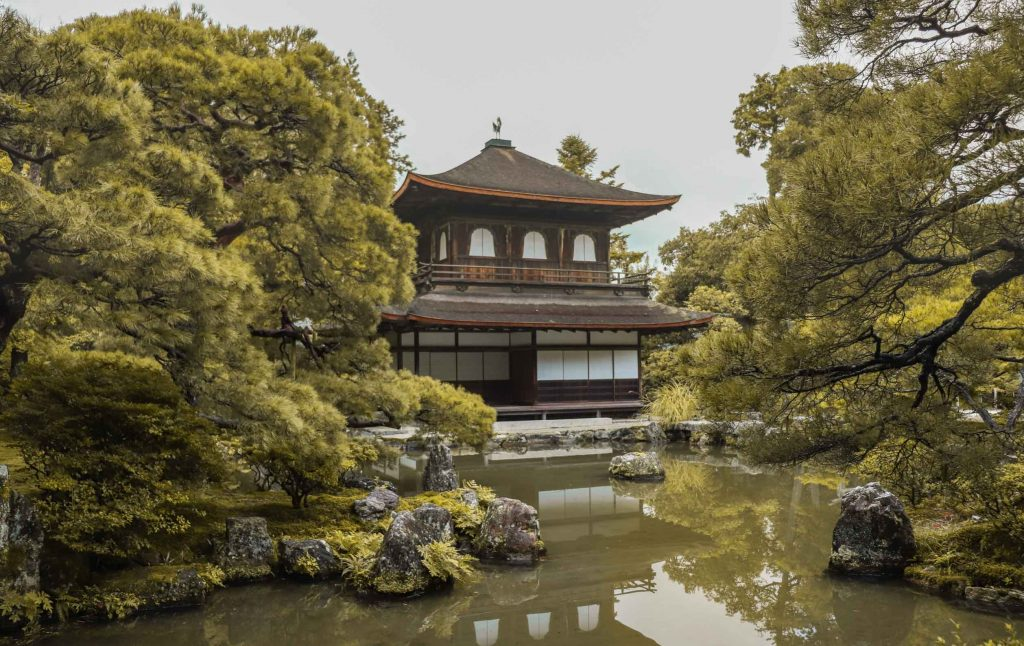 The 10 Most Instagrammable Places in Kyoto - Ginkakuji Temple