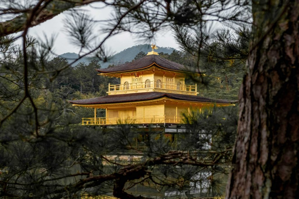 The 10 Most Instagrammable Places in Kyoto - Kinkakuji