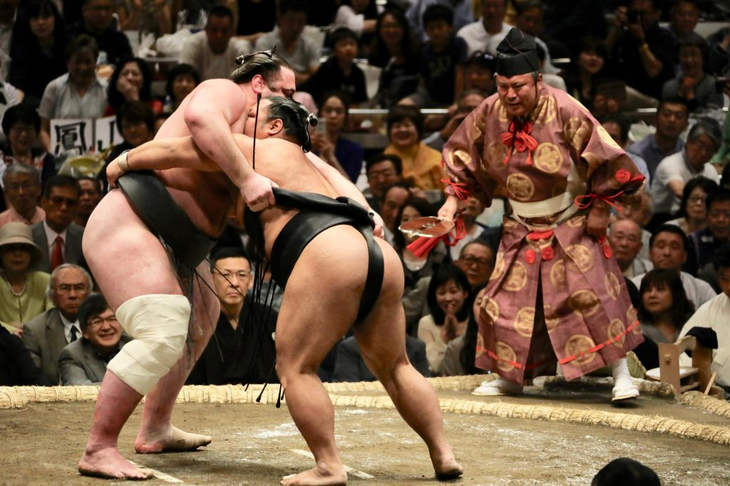 Most Instagrammable Places in Osaka Sumo Tournament