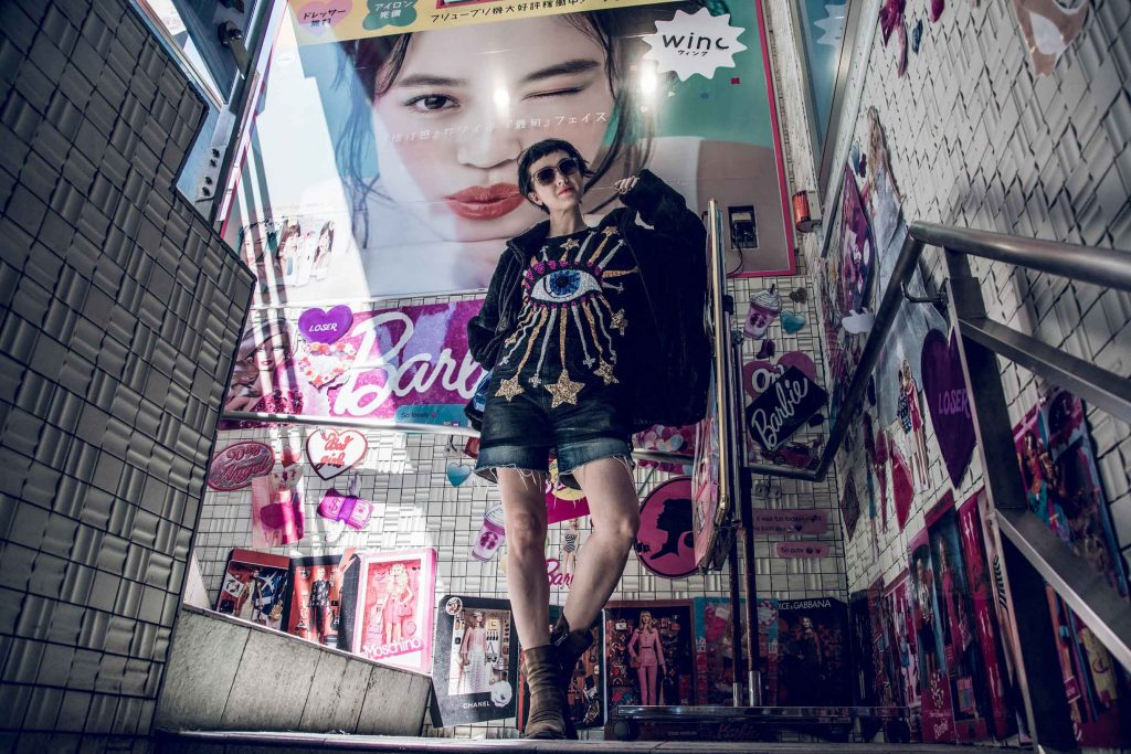 Most Instagrammable Places in Tokyo Takeshita Street Harajuku 1