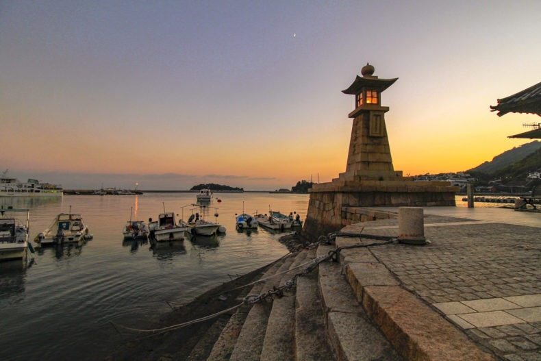Take in the Views during Sunrise at Joyato Lighthouse