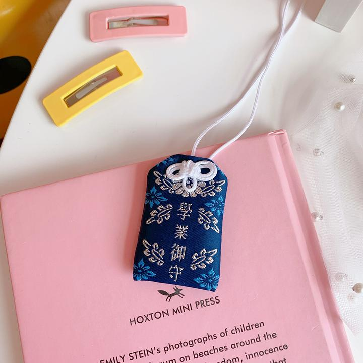 Omamori Japanese Lucky Charms Amulets Education