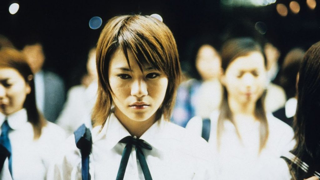 Best Japanese Movies Of All Time - Suicide Club