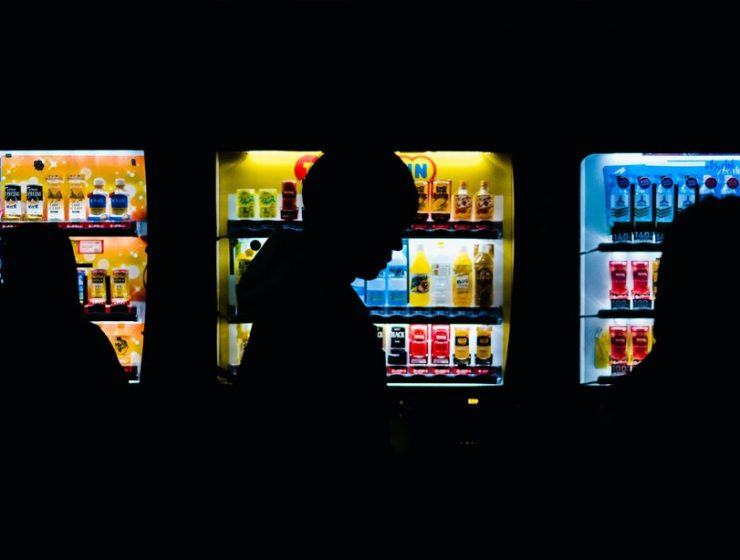 Japanese Vending Machines Facts