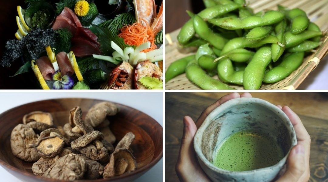 Low Calorie Healthy Japanese Food
