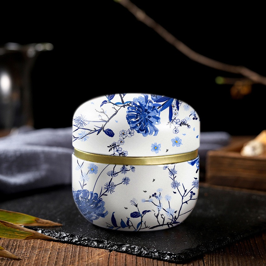 Japanese Tea Container Natsume