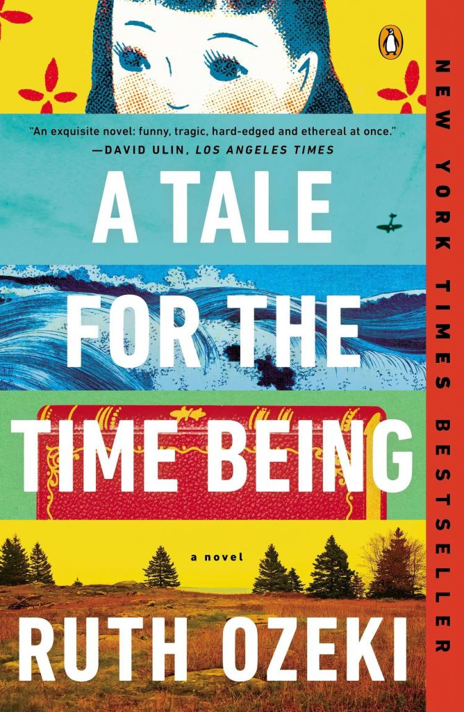 Best Books About Japan - A Tale for the Time Being - Ruth Ozeki