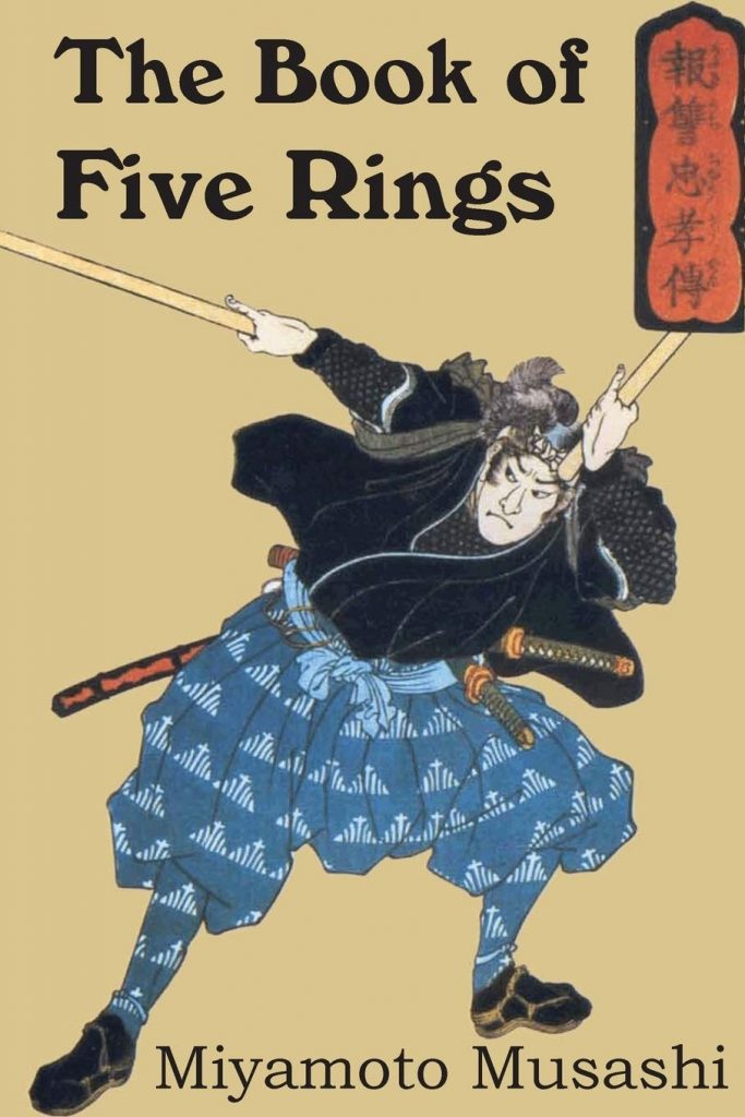 Best Books About Japan - The Book of Five Rings - Miyamoto Musashi