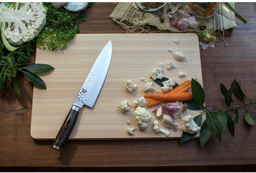 """Best Japanese Knives - Shun Cutlery Premiere 8"""" Chef's Knife"""