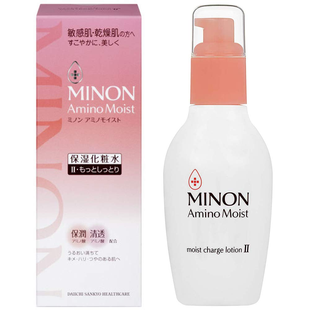 Best Japanese Toners - Minon Amino Moist Charge Lotion