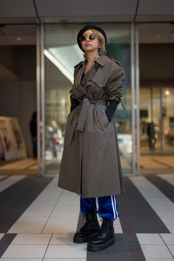 Japanese Fashion Trends - Jogger