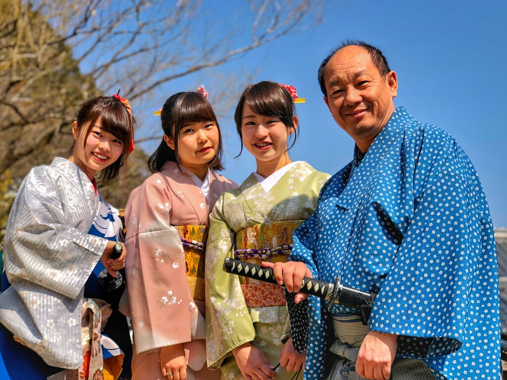 Lifestyle in Japan - Japanese Family
