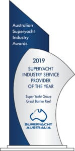 Superyacht Industry Service Provider of the Year 2019