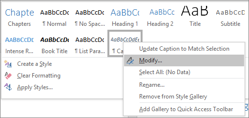 How To Caption Pictures In Word 6