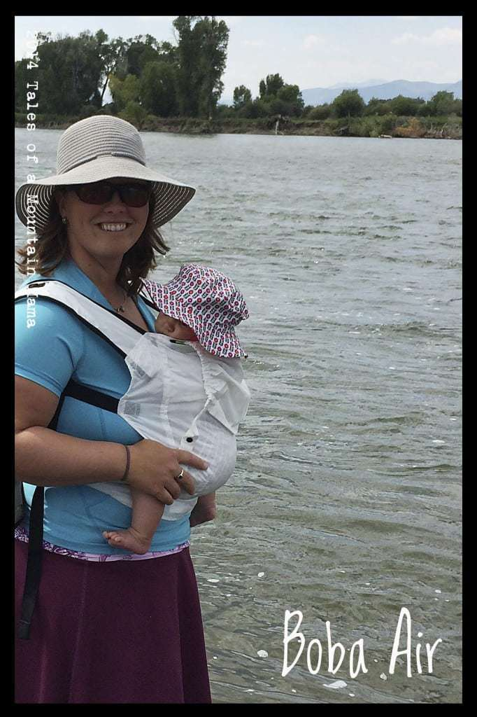 Our Favorite Water-Friendly Baby Carriers