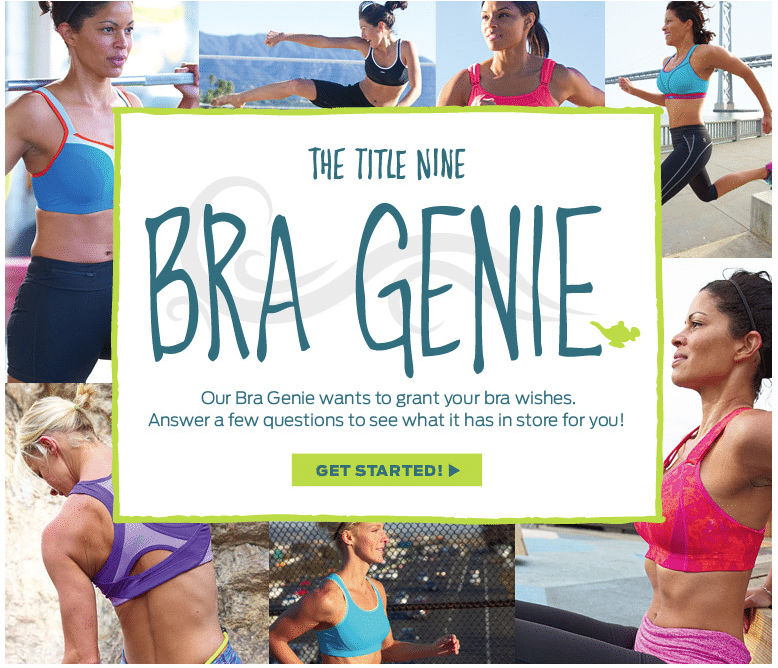 The Importance of a Good Sports Bra + Title Nine Giveaway