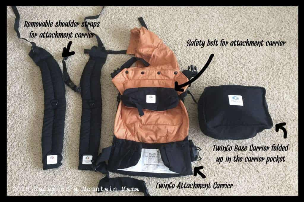 TwinGo Carrier Review