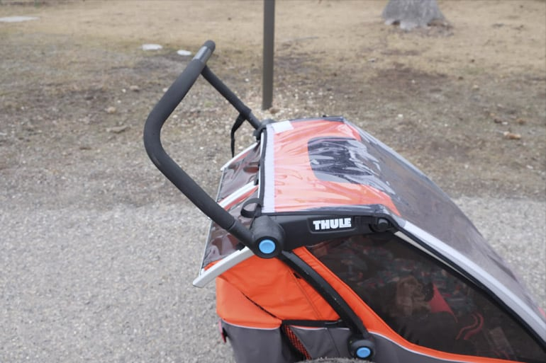 Thule Chariot Cross Review