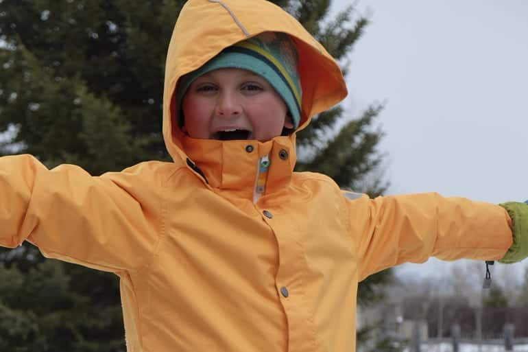 Gear to Keep Kids Dry in Wet Weather