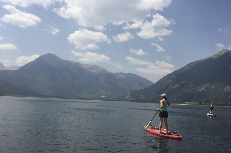 Getting Over Mom-Guilt and Taking a Wilderness Mom-cation