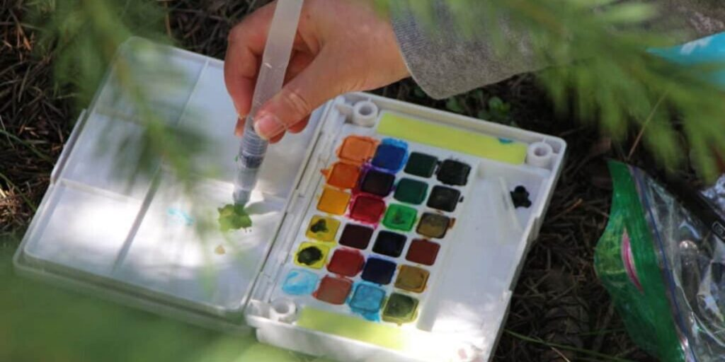 Nature Journaling for Kids