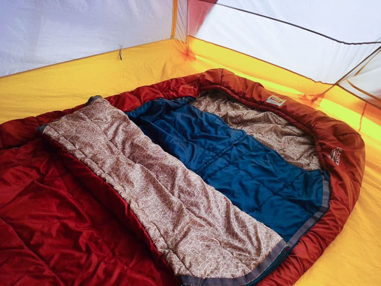 camping with kids hacks
