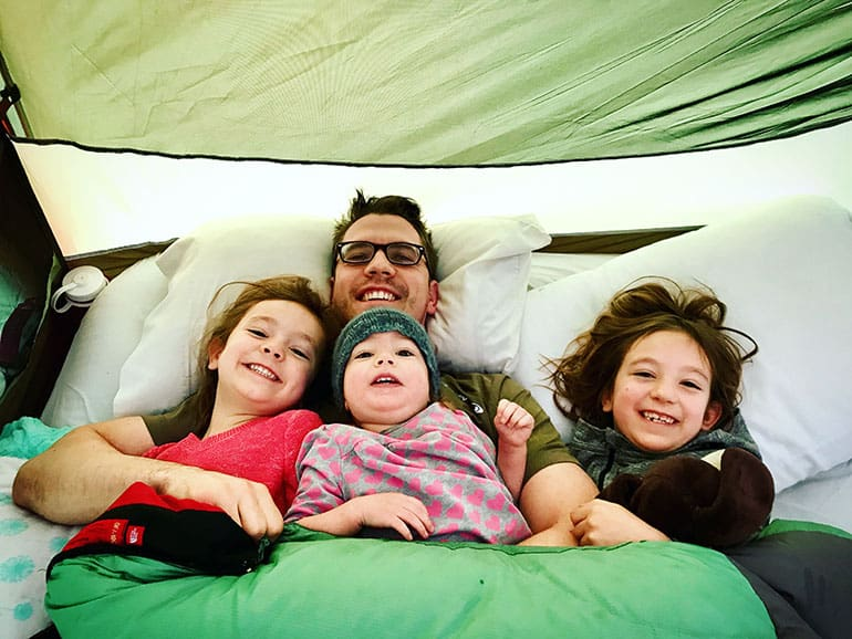 Family Camping Made Easy