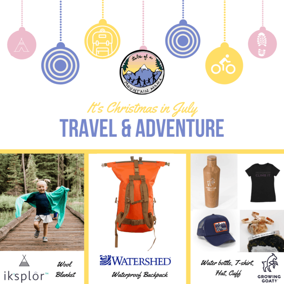 Christmas in July Travel Adventure