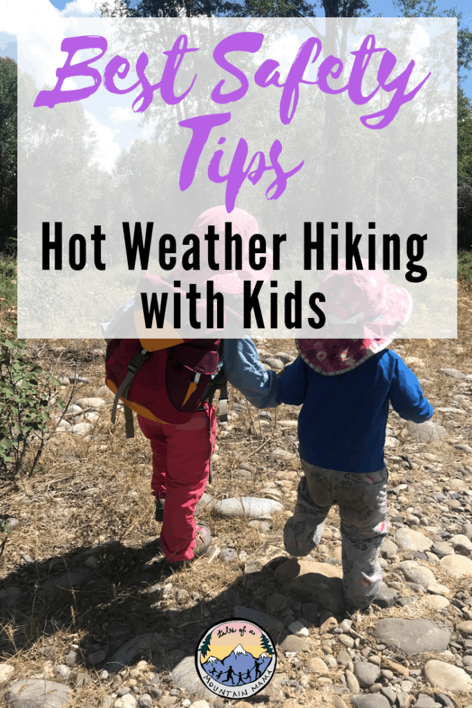 Hiking Safety with Kids