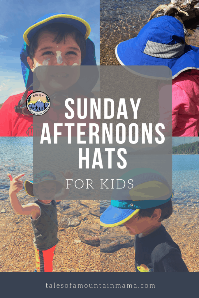 Sunday Afternoons Hats for Kids