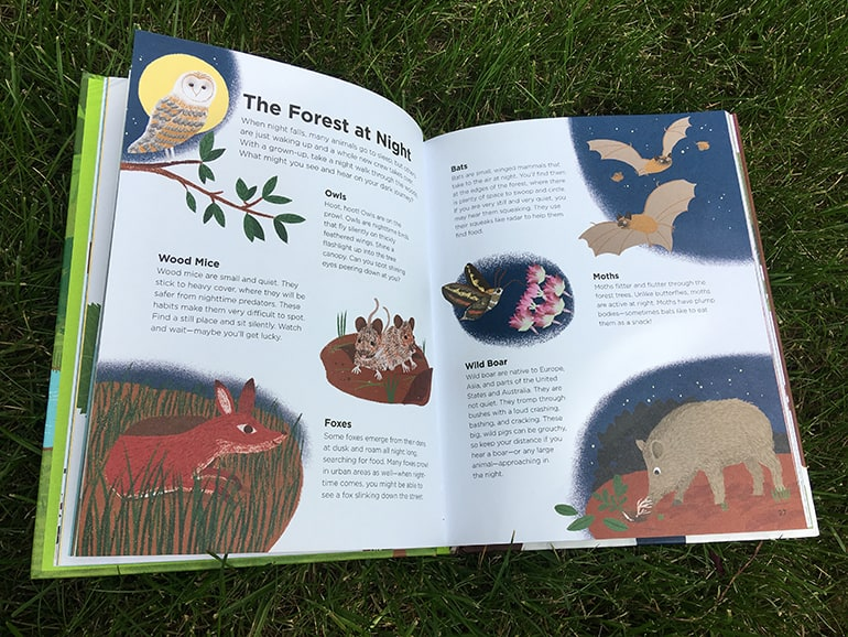 Forest Club Book