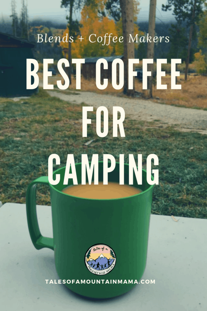 Best Coffee for Camping