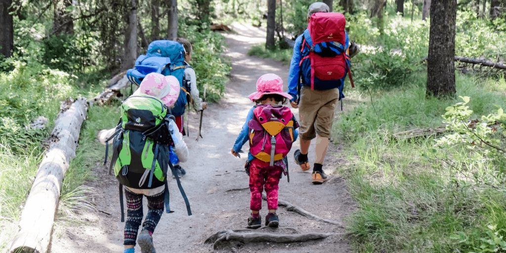 Family Backpacking Gear