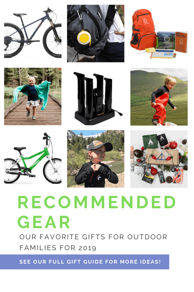 Recommended Outdoor Gifts for Families for 2019