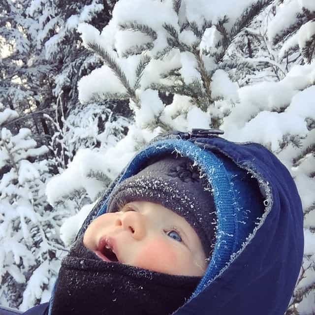 How Cold is Too Cold to Take Kids Outside?