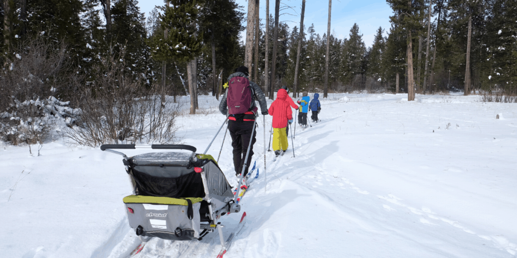 Winter for Outdoor Families